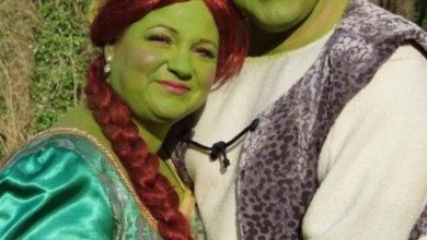 Photo of Shrek Wedding Is Real, Awesome