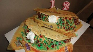 Photo of 10 Amazingly Delicious Cakes that Might Fool You When You First See Them