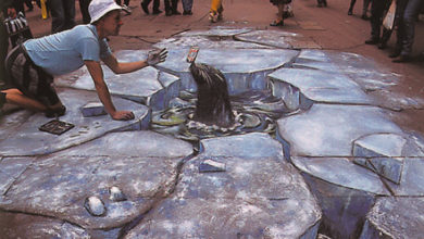 Photo of 6 Most Amazing Street Art Paintings