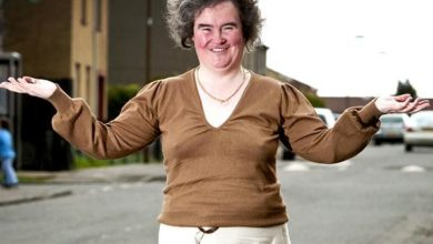 Photo of Susan Boyle Hospitalized After Britain's Got Talent Ends