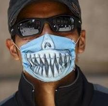 Photo of Designer Surgical Masks Keep Swine Flu Away Fashionably
