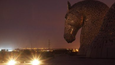 Photo of Check Out the Amazing Kelpies, Scotland's Largest Public Artworks