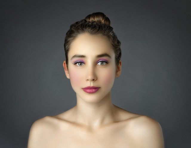 Beauty Is Universal: 25 Countries Photoshop Experiment