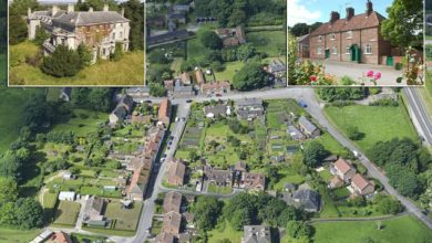 Photo of You Can Now Buy an Entire Village in England – and It's Cheap!