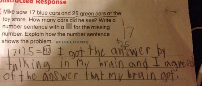 wrong but funny test answers 35